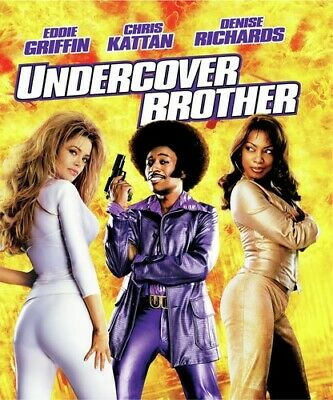 Undercover Brother (REGION A Blu-ray New)