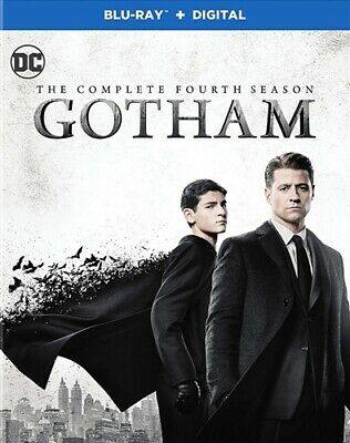 GOTHAM TV SERIES COMPLETE FOURTH SEASON 4 New Sealed Blu-ray