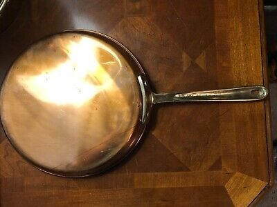 Copper pan Large