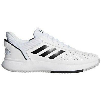 32323114 L ADIDAS »COURTSMASH« Walkingschuh Gr.48 weiß