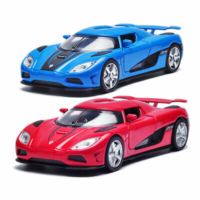 Koenigsegg Agera R Supercar 1:32 Scale Car Model Diecast Gift Toy Vehicle Kids