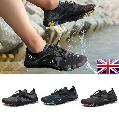 UK Surf Beach Sports Wet Water Shoes Mens Womens Outdoor Wetsuit Swim New