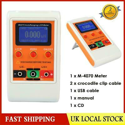 M-4070 LCR In Circuit Meter Auto Range Inductance/Capacitance/ Resistance Tester