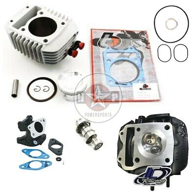 TB PARTS 120CC Big Bore Kit - 58mm - Honda CRF100 XR100