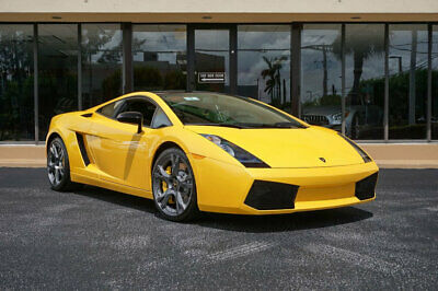 2006 Lamborghini Gallardo SE 2006 LAMBORGHINI GALLARDO SE #34 OF 250 LESS THAN 300 MILES
