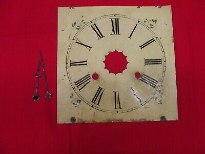 Antique Ogee Clock Dial with Hands #500