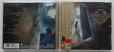 CK1	Evanescence	The Open Door	EICP 670	JAPAN 14 Track CD incl. 1 Bonus Track