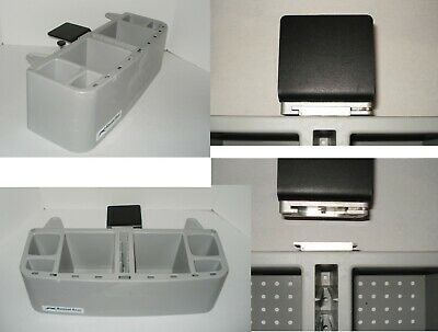 Professional Kennel-Gear Pet Cat Dog Tool Storage Grooming Slot Carrier Caddy