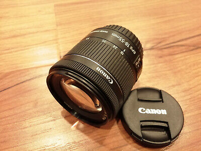 Canon EF-S 18-55mm f/4-5.6 IS STM Lens - Only Used Once for Testing Purpose