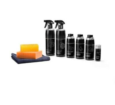 Audi professional cleaning kit RRP £54.99