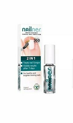 Nailner 2 In 1 Brush Against Fungal Nail Infection - 5ml-Brand New 100%GENUINE