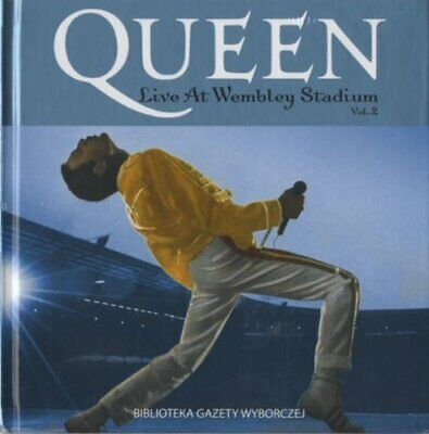 Live At Wembley Stadium Vol.2 -  CD 84LN The Cheap Fast Free Post The Cheap Fast