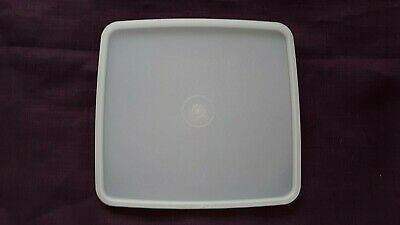 VINTAGE! Tupperware #1459 Large Square-A-Way Replacement Seal Sheer LID ONLY