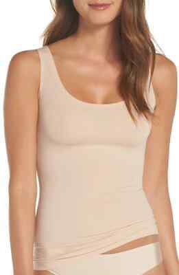 Spanx Trust Your Thinstincts Tank in Nude, Size S, Style 10039R