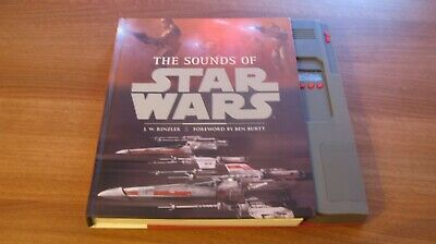 The Sounds Of Star Wars Book Immaculate Condition Batteries Included