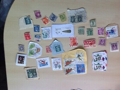 1KG  of Unsorted Charity World and Commonwealth KILOWARE - mint  with Sets seen