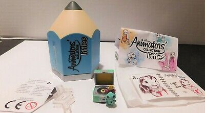 LILO'S RECORD PLAYER Disney Animators Collection Littles Mystery Fig Wave 1 NEW