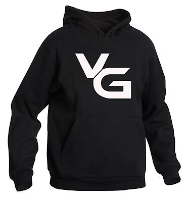 Lachlan Kids White Hoodie Inspired Gaming Gamer You tuber Size L 9-11 SALE!!