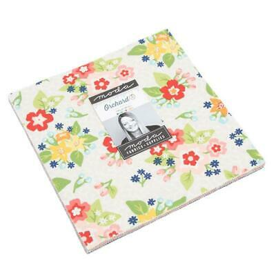 Quilting Fabric Moda Layer Cake - Orchard X 42