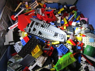 Legos 1-100 Pounds  Parts & Pieces Huge bulk lot bricks blocks