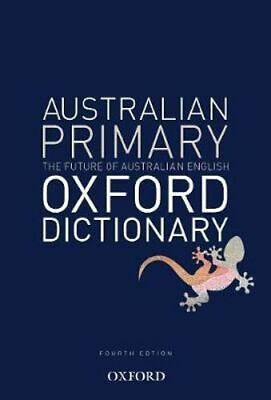 NEW Australian Primary Oxford Dictionary By Amanda Laugesen Paperback