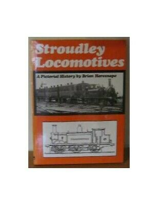 Stroudley Locomotives: A Pictorial History by Haresnape, Brian Hardback Book The
