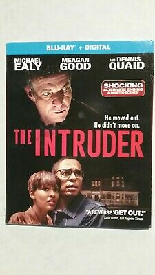 The Intruder(Blu-Ray+Digital)W/Slipcover New Sealed Free Shipping