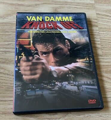 Knock Off (DVD, 1998, Closed Caption) Van Damme