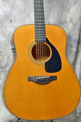 YAMAHA FG Red Label FGX3 JAPAN beautiful rare EMS F/S