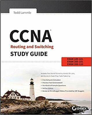 Ccna 200-125 Routing And Switching Bonus, Comes With Questions And Answers