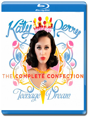 Katy Perry  Part of Me - Pop, Soft Rock 2012 Blu-Ray