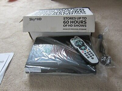 Sky + hd box with WiFi, Sky Plus,DRX89OWL with 500GB Storage