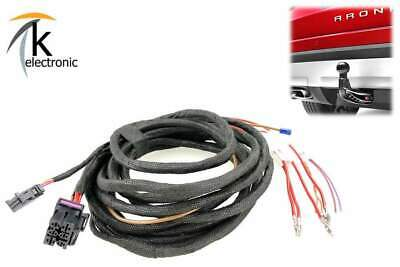 Seat Arona KJ7 Plug-In Removable Trailer Hitch AHK Cable Set