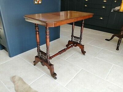 Victorian Mahogany Side Table, Occassional Table, good condition