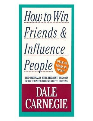 How to Win Friends and Influence People by Dale Carnegie *PDF*