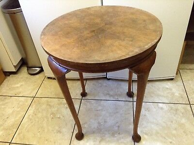 Vintage / Antique Occasional Table/ Retro Living Room / hall ideal Shabby chic