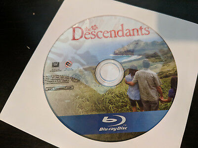 The Descendants (Blu-ray Disc ONLY) blu clooney woodley payne greer