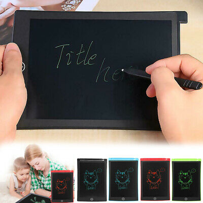 """8.5"""" Electronic LCD Memo Graphic Drawing Tablet Writing Pad Painting Board Table"""