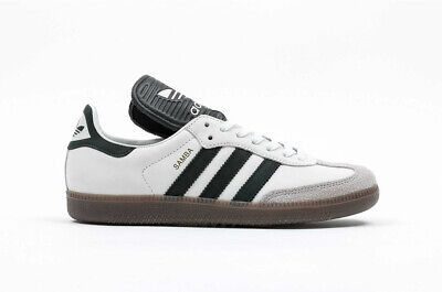 Details about [CQ2216] Mens Adidas Original Samba Classic OG Sneaker White Red Granite