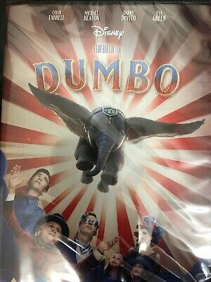 Dumbo 2019 DVD. New and sealed.