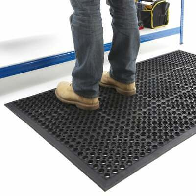 Heavy Duty Non-Slip Anti-Fatigue Mat For Indoor/Outdoor Use