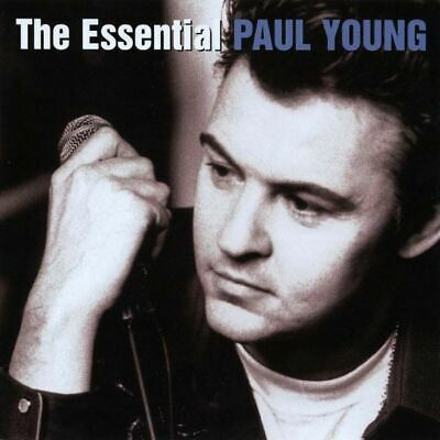 PAUL YOUNG the essential paul young (CD, compilation) greatest hits, best of,