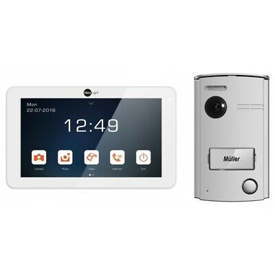 "Neolight 2-Draht Video Door Intercom System with 7 "" Touchscreen-Monitor +"
