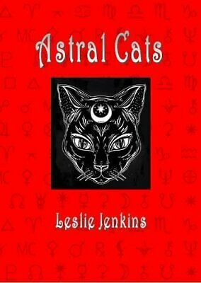 Astral Cats by Leslie Jenkins Book The Cheap Fast Free Post
