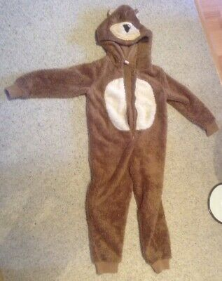 Sleep Suit All In One Age 4 -5