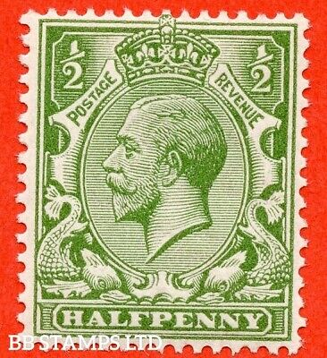 SG. 355 variety N14 (12). ½d Olive Green. A very fine UNMOUNTED MINT exa B45976