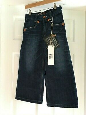 Teddy Smith Junior Blue Jeans Size  Age 6  New With Tags
