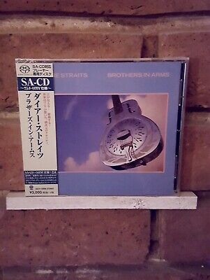 Dire Straits: Brothers In Arms (SHM-SACD)