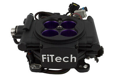 FiTech 30008 - Mean Street 800HP EFI Fuel Injection System