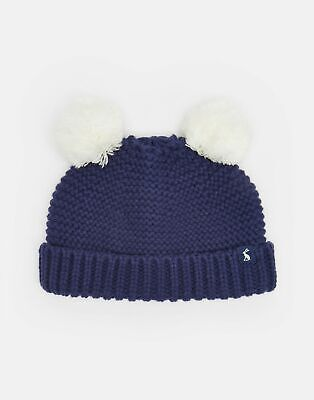 Joules Baby 125035 Knitted Hat 6 12 in FRENCH NAVY Size 6min12m